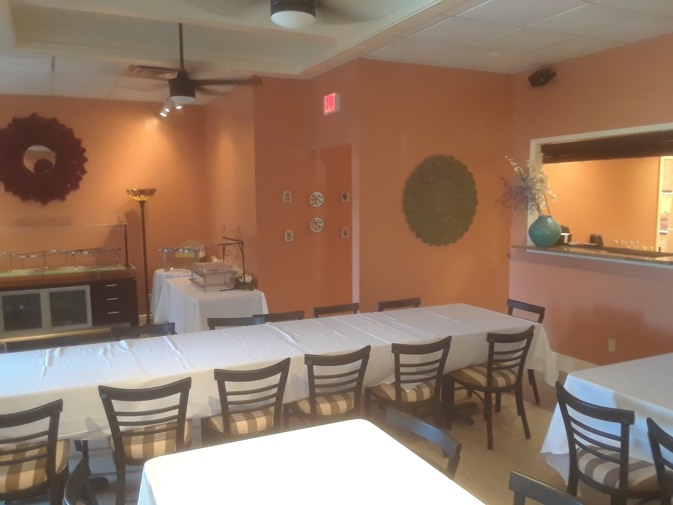 Antoni's Italian Cafe | Jennings Room