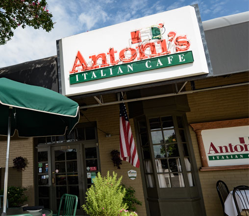 Antoni's - /About/about photo