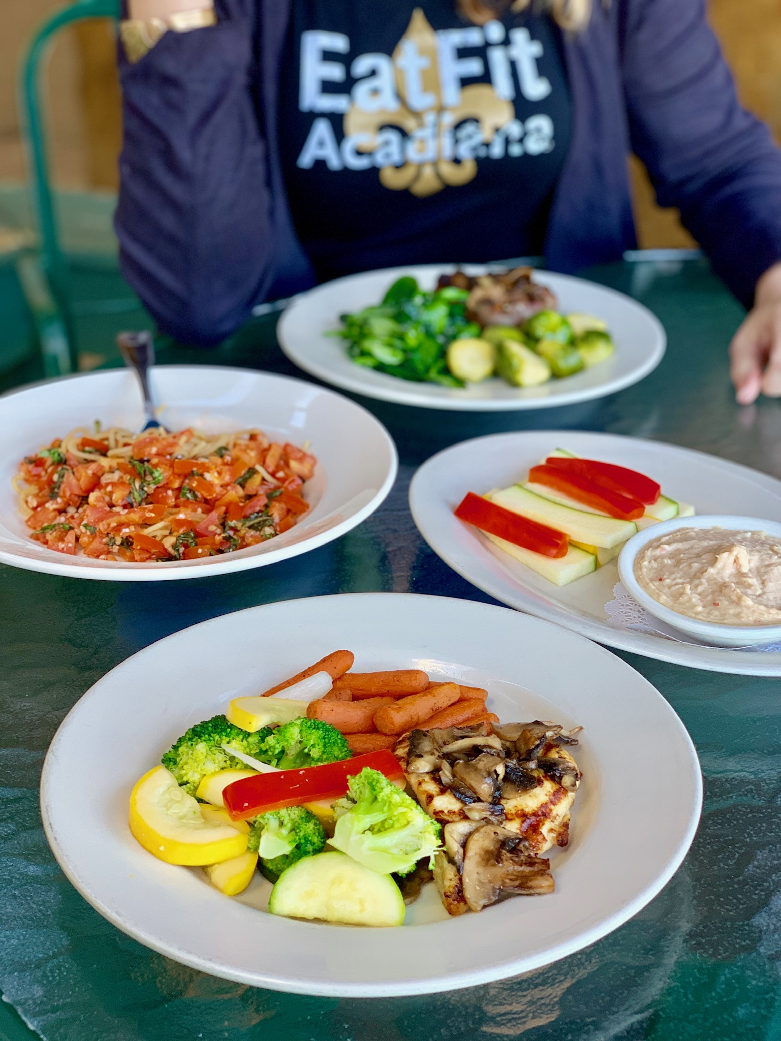 EatFit Acadiana Launches at Antoni's photo